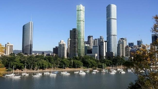 Tall storeys: New apartment tower at 30 Albert Street claims it will be Brisbane's tallest at 91 storeys