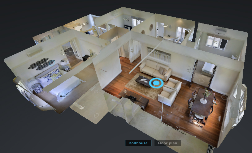 Technology in property marketing - 3D Tours