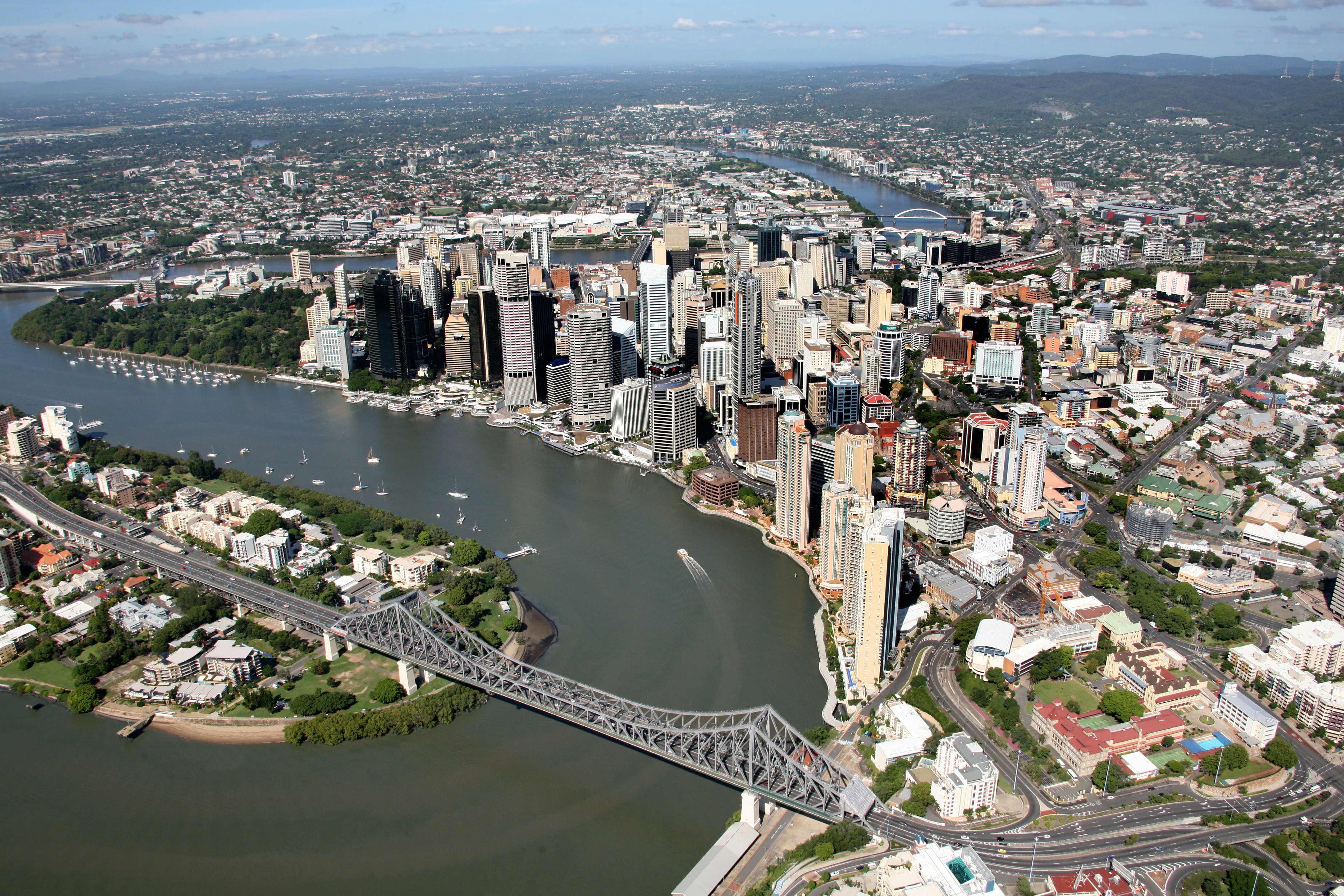 Confidence in the potential of Queensland's property market is on the rise