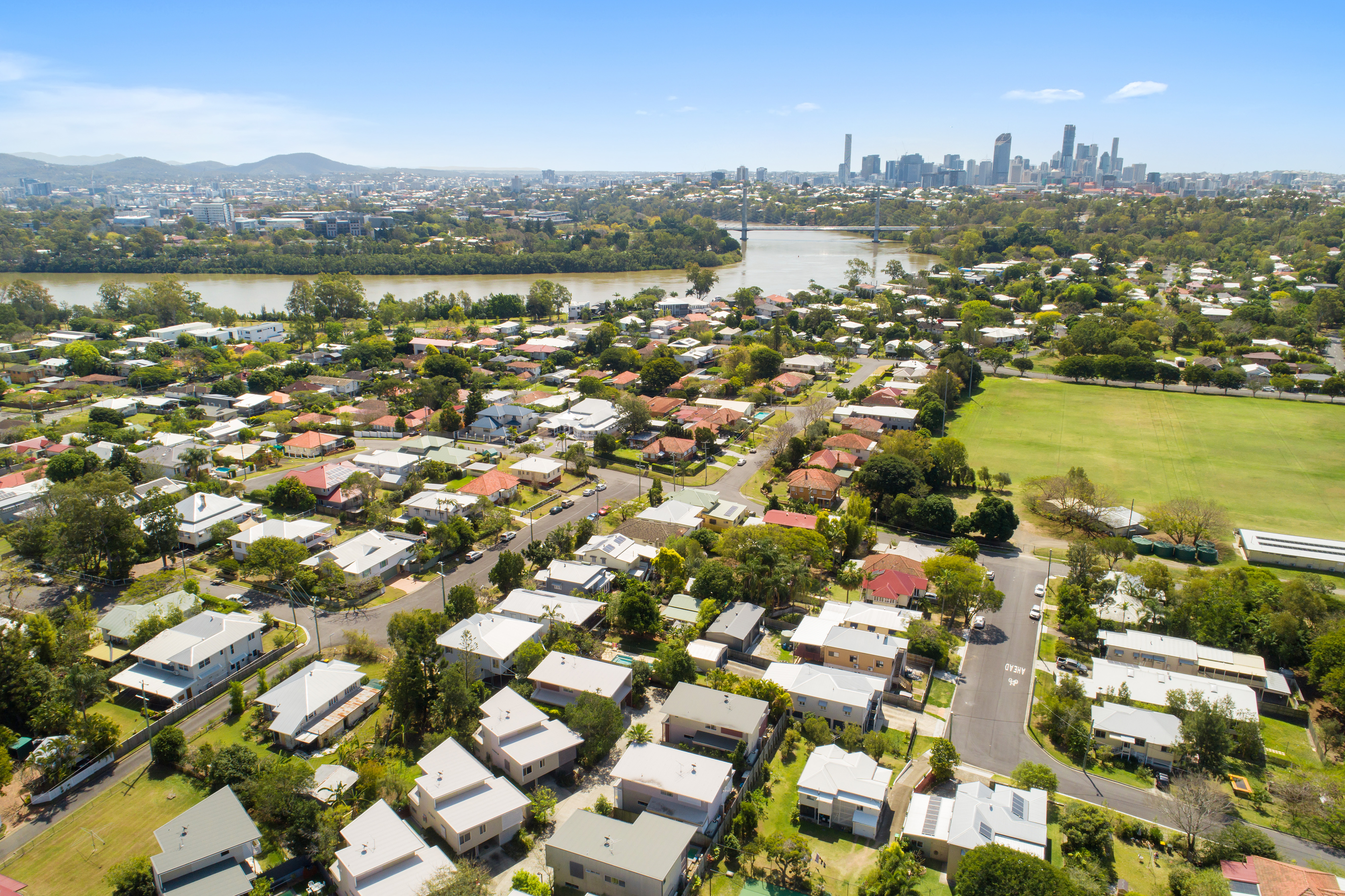 What property downturn? Brisbane's top growth suburbs revealed